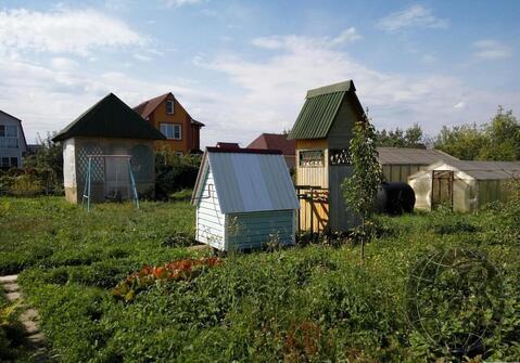 Дача со всеми удобствами на участке 12 соток, СНТ Медики, новая Москва - Фото 2