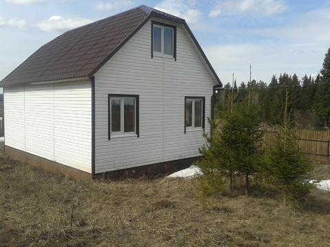 Новый современный дом дер.Шилово, 25 км.от Перми , Нижние муллы - Фото 5
