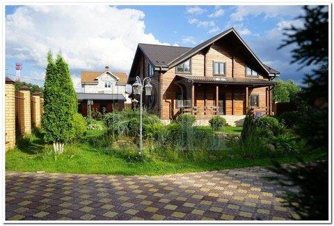 Продам жилой дом под отделку не по далеку от г. Электросатль в зеленой . - Фото 2