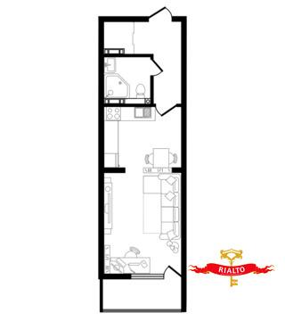 Продажа квартиры, Ялта - Фото 5