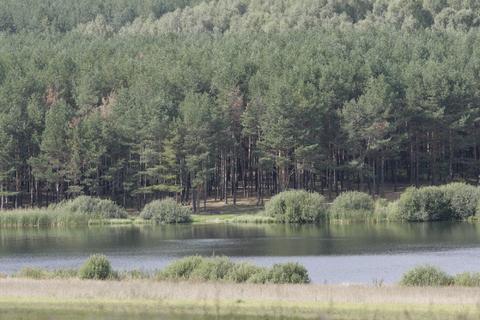 Зем.участок от собственника около озера в д.Инютино