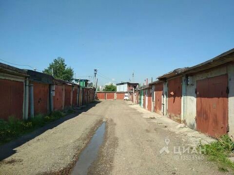 Продажа гаража, Красноярск, Ул. Краснодарская - Фото 1