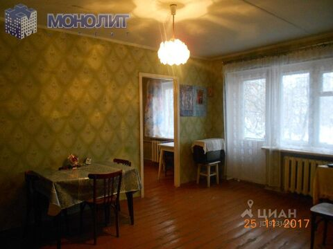 Продажа квартиры, Нижний Новгород, Ул. Агрономическая - Фото 1