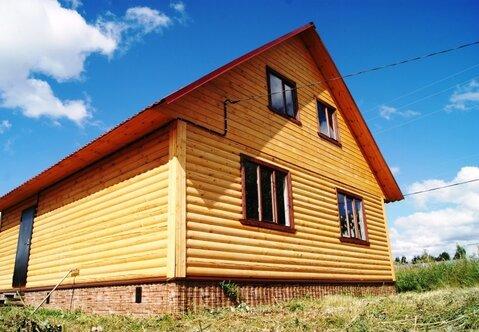 Дом в деревне Финеево, Продажа домов и коттеджей Финеево, Киржачский район, ID объекта - 502930893 - Фото 1