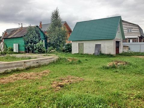 Дом 30,6 кв.м на участке 12 сот. 57 км от МКАД по Ленинградскому шоссе - Фото 1