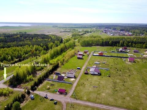 Усадебный комплекс Раздолье. Участки с видом на разлив реки - Фото 3