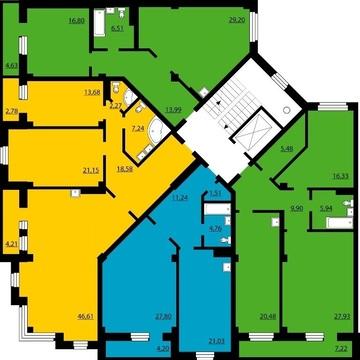 Продам квартиру преображенский 21