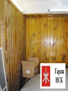 Продам капитальный гараж в Академгородке, ГСК Долина. - Фото 4