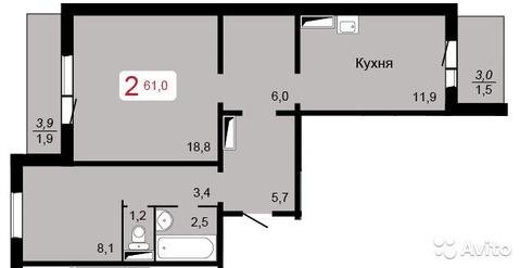 Новый дом ЖК Мичуринский - Фото 1