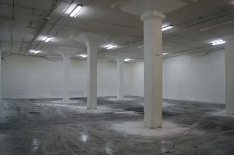 Сдается склад 1000 кв.м, м.Беговая - Фото 1