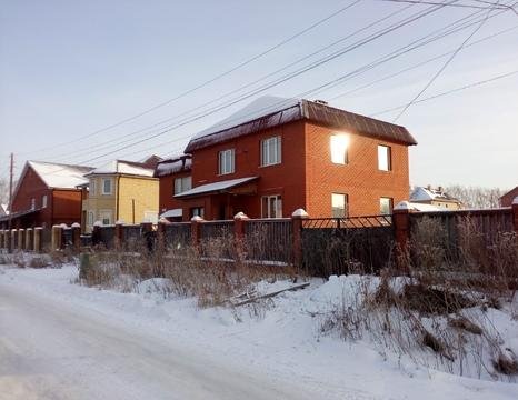 Продам коттедж поселок Октябрьский, 11 км. от Екатеринбурга - Фото 1