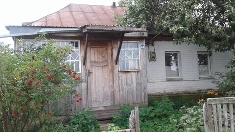 Продается кирпичный 1-комнатный дом в с. Мокрое - Фото 1