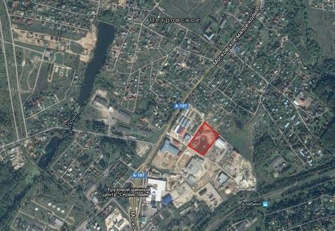 Промышленный участок 1,94 Га для складов, стоянок, легкого производств - Фото 2
