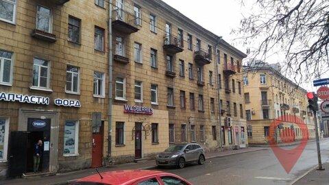Продажа квартиры, м. Нарвская, Ул. Балтийская - Фото 3