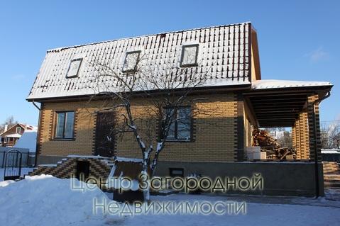 Дом, Минское ш, Киевское ш, 30 км от МКАД, Сидоровское с. (Одинцовский . - Фото 1