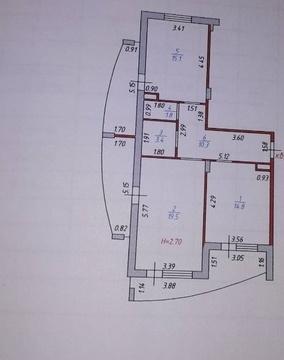 Продам квартиру с евроремонтом на Ивановской - Фото 3