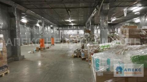Аренда помещения пл. 1150 м2 под склад, холодильный склад м. Царицыно . - Фото 1