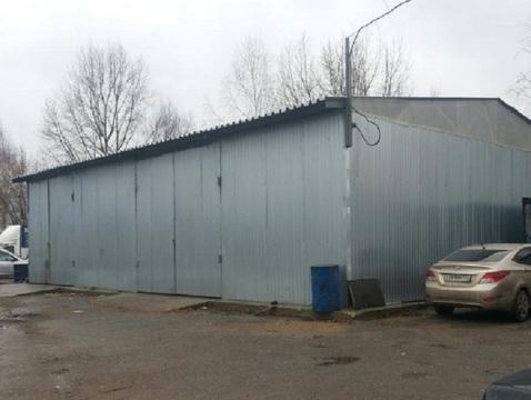 Сдается в аренду неотапливаемый отдельно стоящий склад,208 м2 - Фото 1