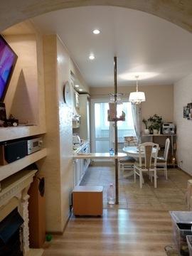 Очень уютная и красивая квартира для дружной семьи! - Фото 3