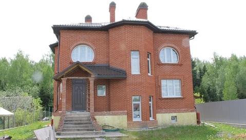 Продам добротный кирпичный дом возле Кубинки - Фото 1