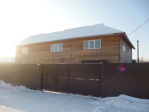 Продам дом в Терентьево - Фото 1