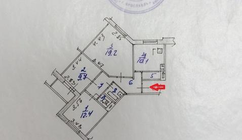 Продажа 3х-комнатной квартиры на Ленинградском проспекте - Фото 3