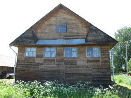 Дом в Вологодской области - Фото 1