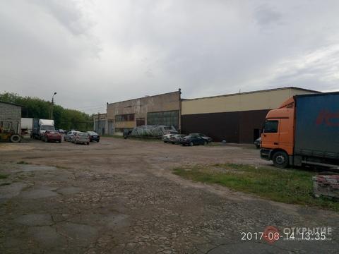 Под склад/производство (1100кв.м, кран-балка, 2 ворот) - Фото 2