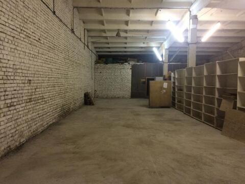 Склад 165 метров, 1 этаж, крытый пандус - Фото 2