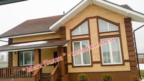 Сдается новый 2-х этажный дом (200 кв.м) в Жуковском районе - Фото 1