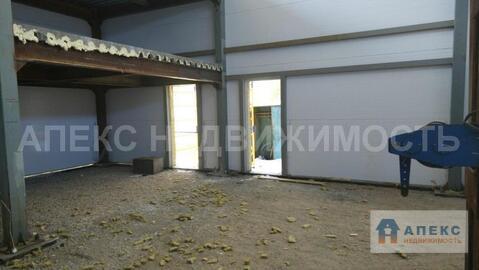 Аренда помещения пл. 800 м2 под производство, Подольск Варшавское . - Фото 4