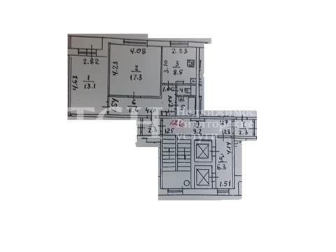 2-комн. квартира, Королев, ул Исаева, 6 - Фото 2