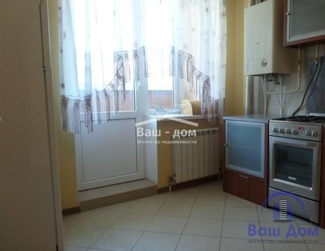 1 комнатная квартира улучшенной планировки в Александровке, ост. . - Фото 1