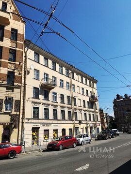 Продажа комнаты, м. Спортивная, Большая Пушкарская улица - Фото 1
