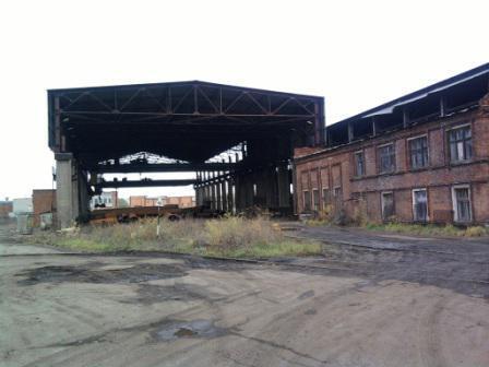 Производственный комплекс 11.000 м2 на 5,4 Га с ж/д в г.Коломна - Фото 4