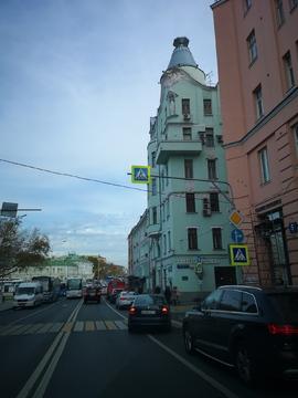 Продается 4-х комн. квартира в Хамовниках. ул. Остоженка - Фото 1