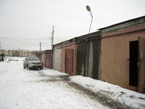 Продам гараж 36 метров . спб 1-й Рыбацкий проезд, 6 Невский р-н . - Фото 1