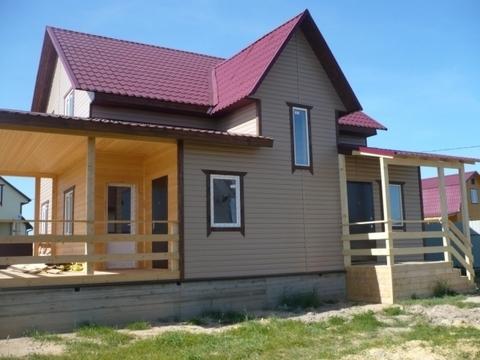 Дом со всеми удобствами по Киевскому и Калужскому шоссе - Фото 4