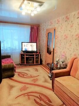 1 650 000 Руб., 2-х комнатная квартира в районе вокзала по ул. Коссович в Александрове, Продажа квартир в Александрове, ID объекта - 333556799 - Фото 1
