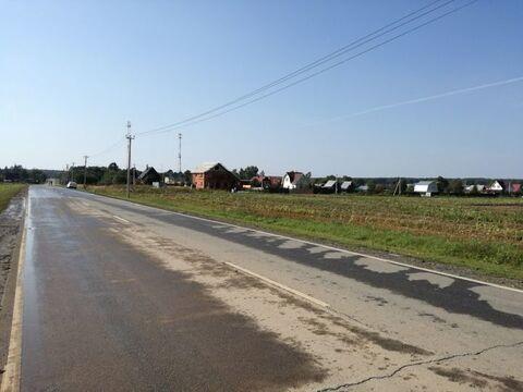 Участок ИЖС Максимиха г.о. Домодедово - Фото 4