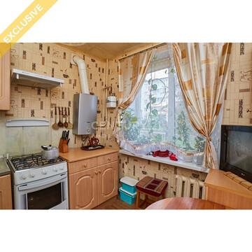 Продажа 3-к квартиры на 1/3 этаже в п. Н. Вилга на ул. Коммунальная,14 - Фото 2