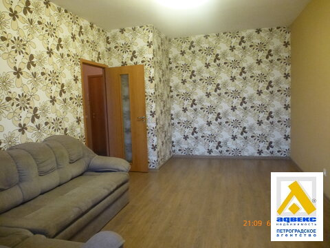 Квартира для успешной семьи у Лахта Центра. - Фото 2
