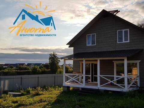 Новый дом с газом в деревне у озера - Фото 3