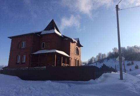 Коттедж в Белокурихе, Дома и коттеджи на сутки в Белокурихе, ID объекта - 503062235 - Фото 1