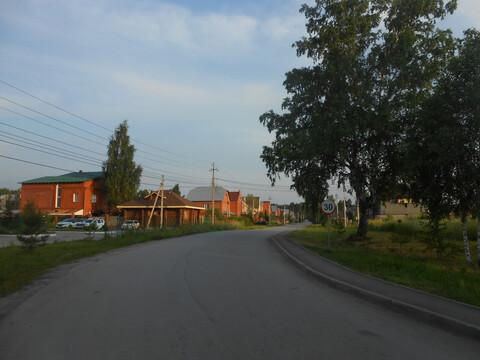 Продажа участка, Новосибирск, м. Речной вокзал, Ул. Малахитовая - Фото 2