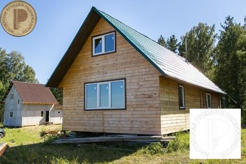 Дом Емельяновский р-н, д. Сухая - Фото 1
