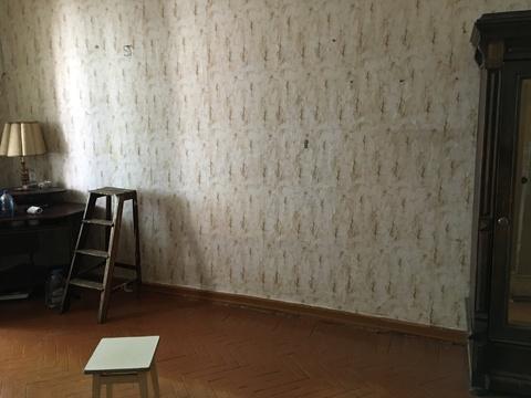 Комната 20м с лоджией в сталинском доме, метро Дубровка - Фото 2