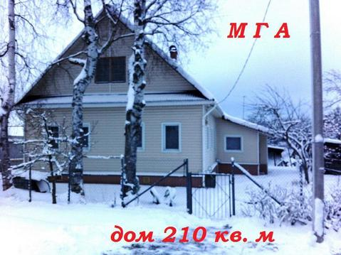Мга, дом 210 кв.м, ИЖС - Фото 1