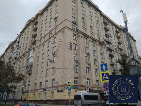 1 к. кв. м. Кутузовская, Кутузовский проспект 30 (ном. объекта: 38093) - Фото 1