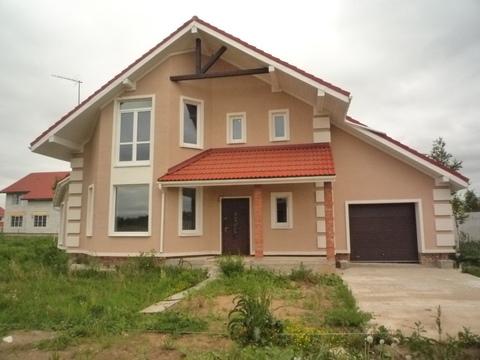 Дом в Сергейково, без отделки, общая площадь 280 кв. м, - Фото 5